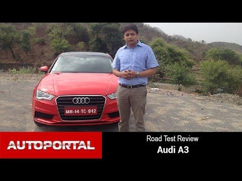 Audi A3 Test Drive Review – Autoportal