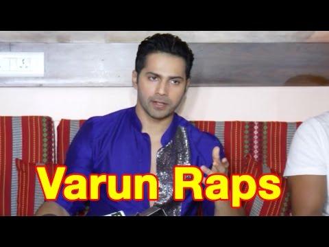 Don't Miss: Varun Dhawan Raps In Style On Dishoom