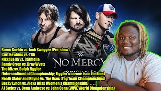 Nonton Wwe No Mercy 2016  Ppv Predictions  Film Subtitle Indonesia Streaming Movie Download