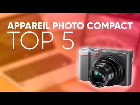 TOP5 : MEILLEUR APPAREIL PHOTO COMPACT (2018)