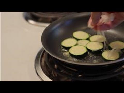 Cooking & Recipes : How To Cook  Zucchini