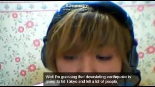 Gwangmyeong-si South Korea  city photo : Korean said 「All Japanese be killed in an earthquake.」拡散希望。