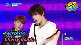 Nonton  Comeback Stage  Nct 127   Cherry Bomb            127              Show Music Core 20170617 Film Subtitle Indonesia Streaming Movie Download