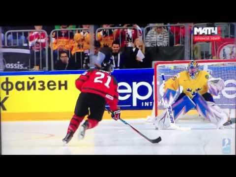 Буллиты Канада- Швеция Чемпионат мира по хоккею 2017 (видео)