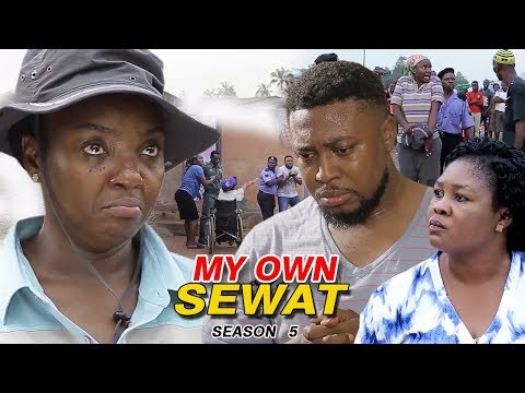 My Own Sweat Season 5 - Chioma Chukwuka 2017 Latest Nigerian Nollywood Movie | Family Movie