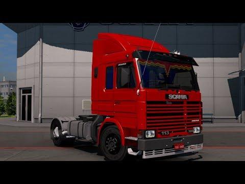 Scania 113H v2.0