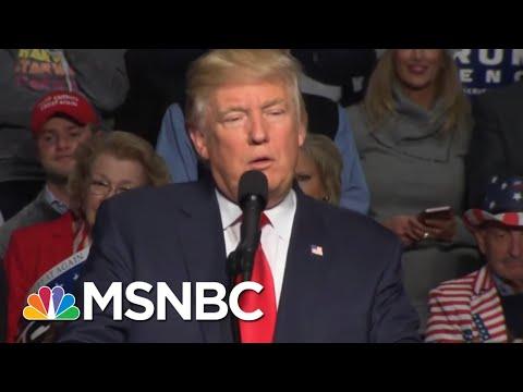 Pro-President Donald Trump Russian Trolls Sought To Suppress Black Vote | All In | MSNBC