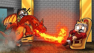 Minecraft Dragons - KING OF THE EMPIRE!