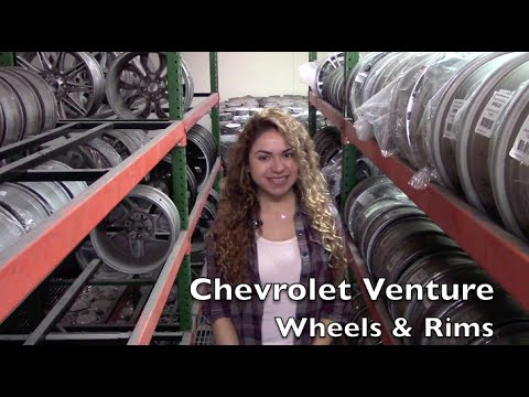 Factory Original Chevrolet Venture Wheels & Chevrolet Venture Rims – OriginalWheels.com