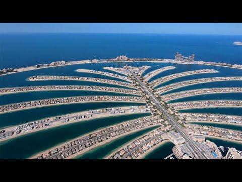 Ντουμπάι: Το Παλμ Τζουμέιρα