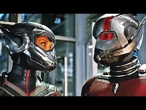Ant-Man 2: Ant-Man & the Wasp