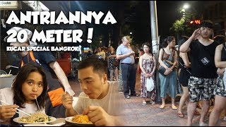 Video PAD THAI NO 1 di BANGKOK - Kucar Goes to Bangkok MP3, 3GP, MP4, WEBM, AVI, FLV November 2018