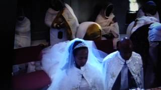 Almaz And Alebachew Wedding Part 1 Jerusalem KANA ZEGELILA