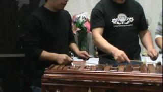 Marimba Orquesta Sangre Chapina- LINDA KELI