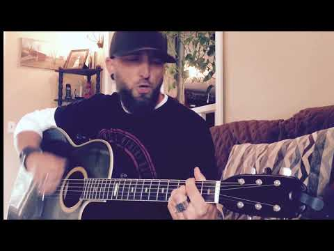 "Luke Combs ""Must've Never Met You"" David Lee Brosseau Cover"