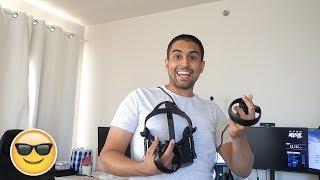 Nous sommes de retour de Cedar Point, on filme une vidéo et Jay essaie son casque de réalité virtuelle! Aimeriez vous voir plus...
