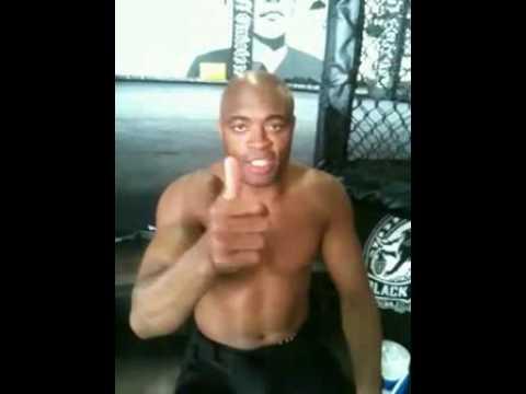Anderson Silva and Lyoto Machida send video hello to BJ Penn