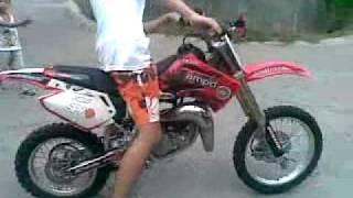 4. Jerub Baal: 2005 Honda CR85 For Sale