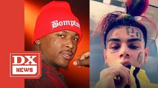 "YG Responds To Tekashi 6ix9ine's ""S**k My F***king D**k"" Comment"