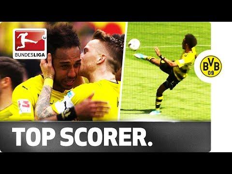 العرب اليوم - أجمل أهداف أوباميانغ في الدوري الألماني