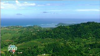 Fabuleux reportage sur la Martinique. Il y a un an Campagnes TV m'a contacté pour être leur guide culinaire en Martinique.