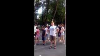 Ромашка, лето 2014 (видео №10)