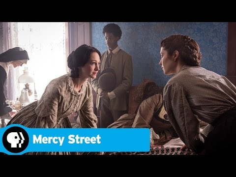 Mercy Street (Featurette 'Meet the Nurses')
