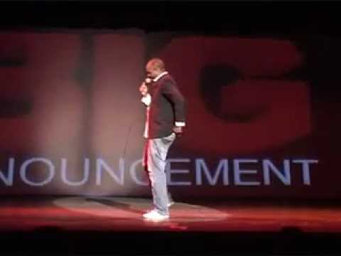 BIG ANNOUNCEMENT -ZIMBABWEAN STAND UP COMEDY