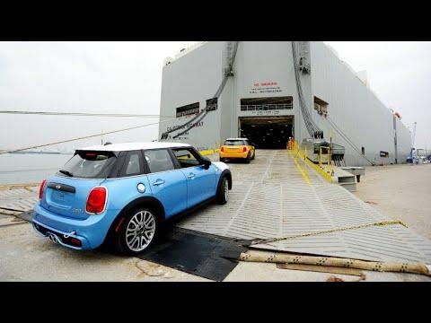 Großbritannien: Britische Autobauer fürchten harten Brexit