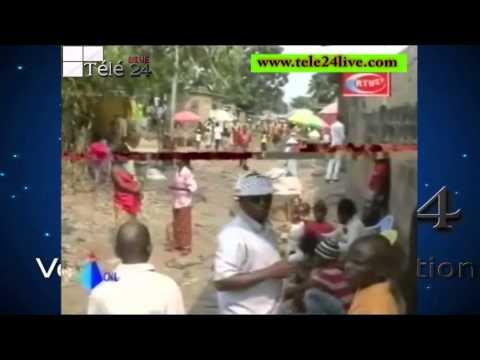 TÉLÉ 24 LIVE: Bana ya Camp Luka balobi na gouvernement, rendez-vous na 2016