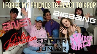 Video I FORCE MY FRIENDS TO REACT TO KPOP EP.6: KPOP LEGENDS(WONDERGIRLS,SUPERJUNIOR,2NE1,BIGBANG,SNSD) MP3, 3GP, MP4, WEBM, AVI, FLV April 2018
