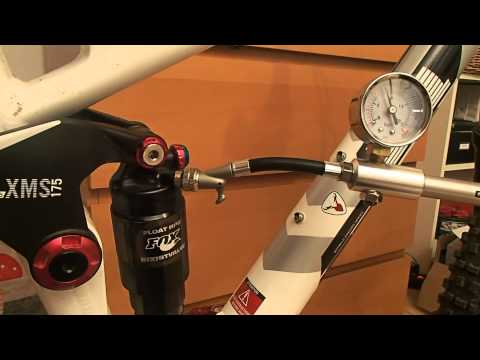 Dämpferpumpe (Shock Pump) Giyo GS-01 Review [German | Deutsch]