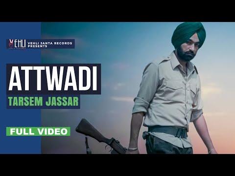 Video Attwadi (Full Video)   Tarsem Jassar   Kulbir Jhinjer  Latest Punjabi Songs 2014 Vehli Janta Records download in MP3, 3GP, MP4, WEBM, AVI, FLV January 2017