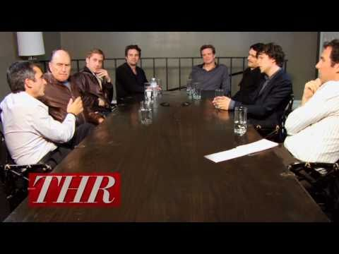 THR - In the first part of a roundtable interview, actors Jesse Eisenberg ('The Social Network'), Robert Duvall ('Get Low'), Ryan Gosling ('Blue Valentine'), James...