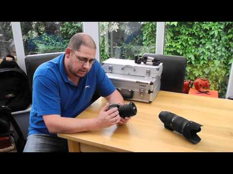Review of the Nikon D7000 with 18-105 kit lens & the Sigma