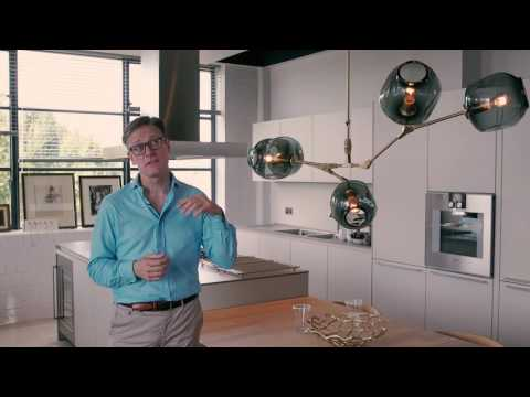 Homes & Gardens - Designers at Home, Daniel Hogwood's kitchen