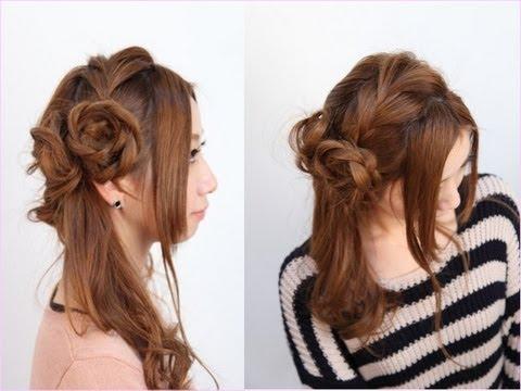 夏日跑趴[party頭]簡單編髮步驟
