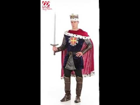 Deguisement Roi Arthur-v19992