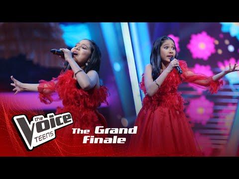 Ishita Premnath | Un Poco Loco | Grand Finale | The Voice Teens Sri Lanka
