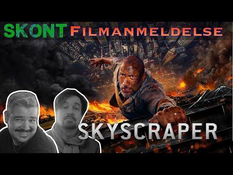 Skyscraper (2018) Filmanmeldelse - Skont anmelder