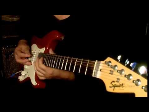 Don't Be Cruel - Elvis Presley  - Guitar Instrumental