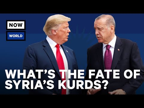 What's The Fate Of Syria's Kurds? | NowThis World