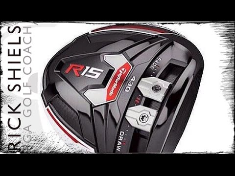 TaylorMade R15 Driver 430cc (Smaller Head)