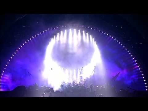 Pink Floyd - Comfortably Numb - pulse concert performance 1994