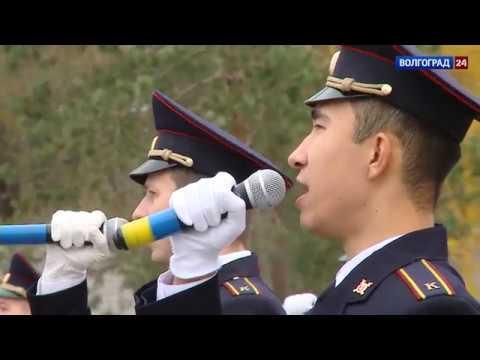 День полиции в Волгоградской академии МВД