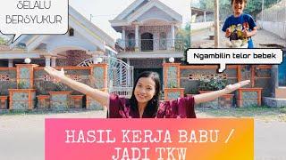 Video HASIL KERJA BABU / TKW DI HONG KONG 💪💪💪 MP3, 3GP, MP4, WEBM, AVI, FLV Agustus 2019