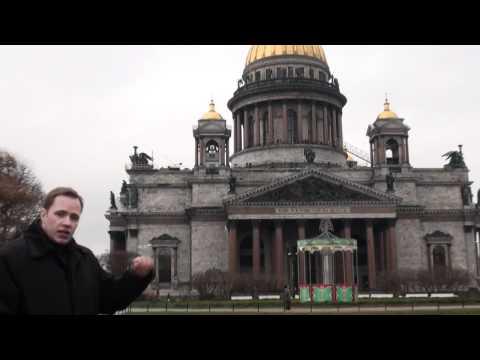 Байки Петербурга - Исаакиевский собор