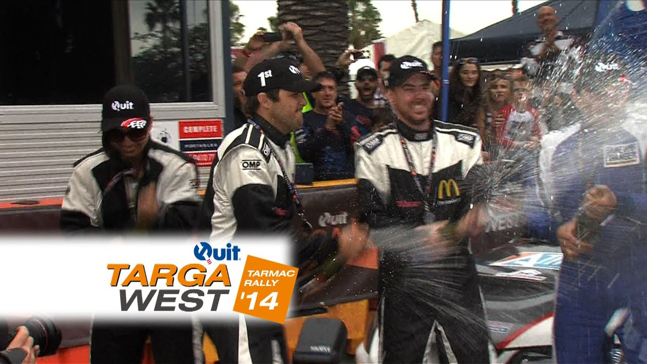 Winners – Quit Targa West 2014
