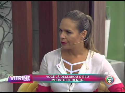 Programa Vitrine Revista - TV Tarobá Londrina