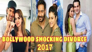 Top10 Bollywood celebrity they divorce in 2017